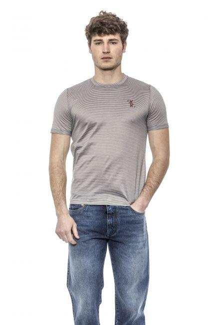 T-Shirt Billionaire Uomo Beige BLC33282570C_8410SABBIA