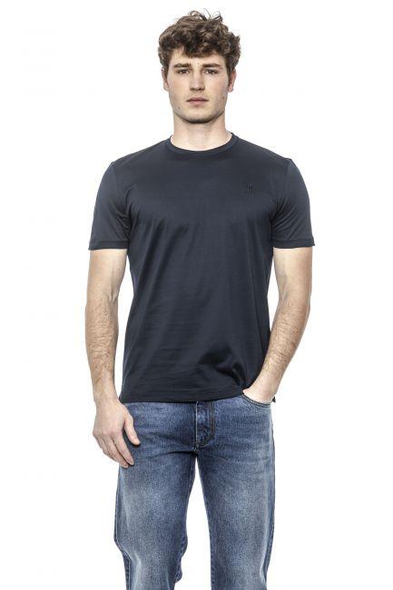 T-Shirt Billionaire Uomo Blu BLC43072214_BluNavy