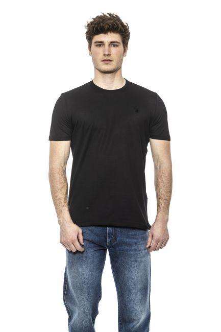 T-Shirt Billionaire Uomo Nero BLC43072214_NeroBlack