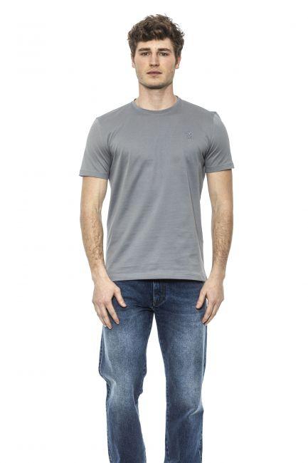 T-Shirt Billionaire Uomo Grigio BLC43072214_GrigioCh1