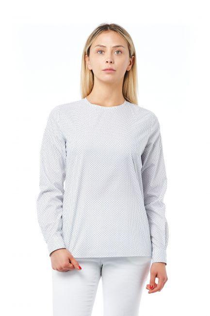 Camicia Bagutta Donna Bianco 21026_BiancoWhite