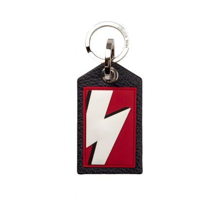 Keychain Neil Barrett 21069_1076BLACK-RED