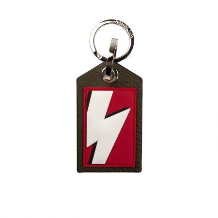 Keychain Neil Barrett 21070_4000MILITARY-RED