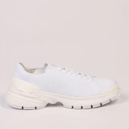 Sneakers Neil Barrett Uomo Bianco 21109_03WHITE