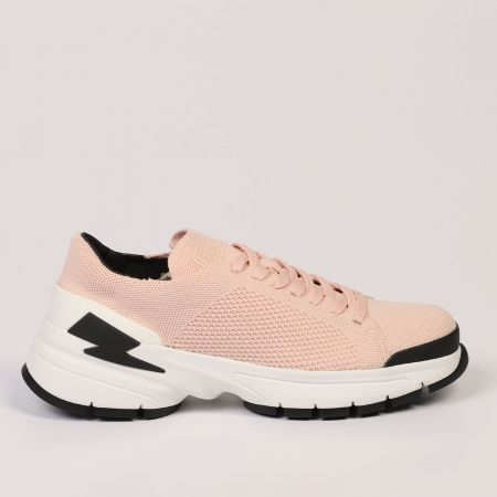 Sneakers Neil Barrett Uomo Rosa 21110_717PINK