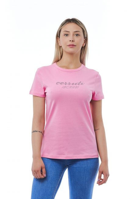 T-Shirt Cerruti 1881 Donna 21115_RosaPink