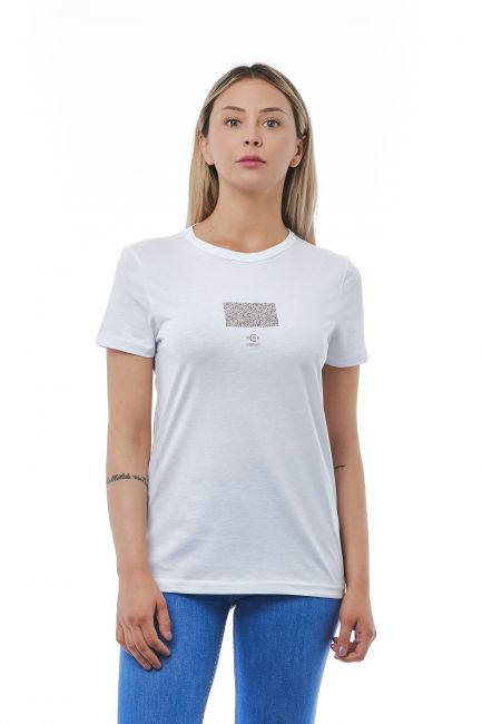 T-Shirt Cerruti 1881 Donna 21123_BiancoWhite