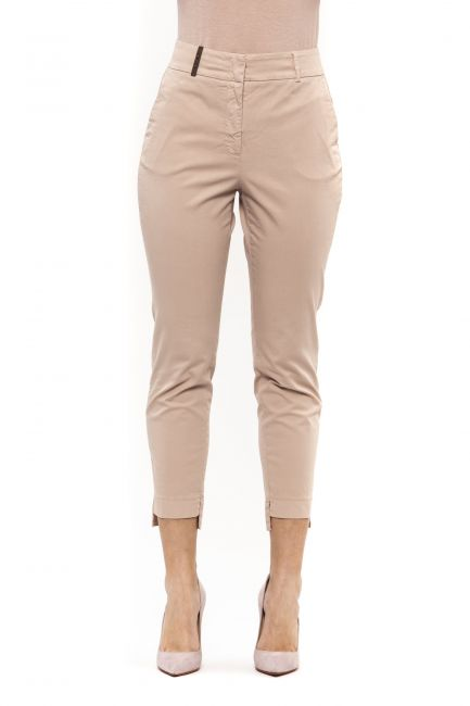 Ankle Trousers Peserico 21215_798RosaPink