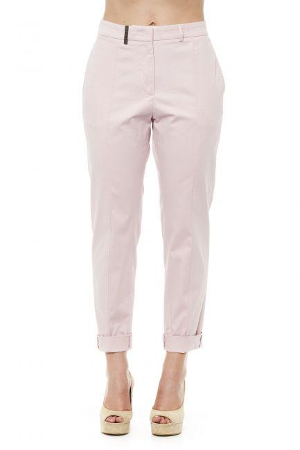 Chino Trousers Peserico 21298_094Rosa