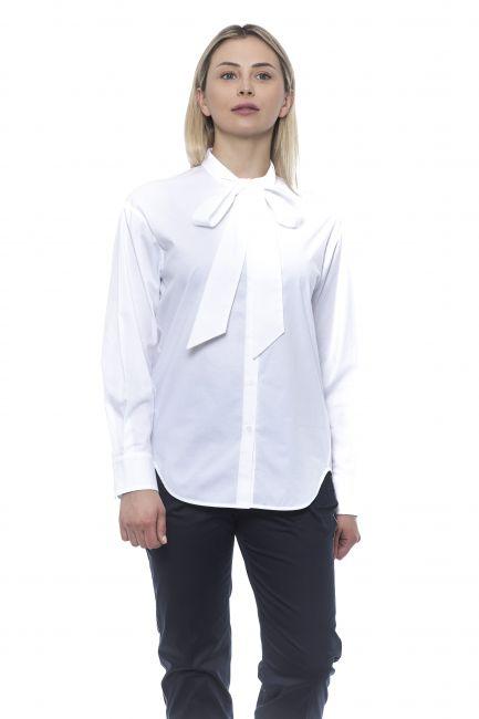 Long Sleeve Shirt Peserico 21310_001BIANCO
