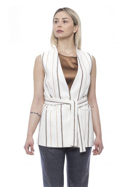 Soft Vest Peserico 21339_944BEIGE