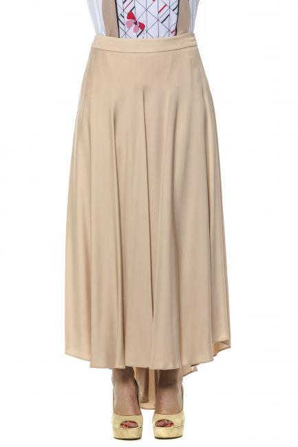 Skirt Long Peserico 21343_091Rosa