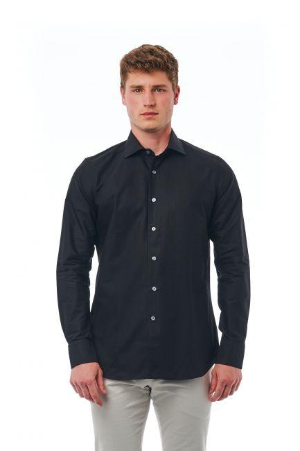 Shirt Bagutta Men's 21360_993Nero