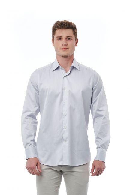 Shirt Bagutta Men's 21383_600Perla