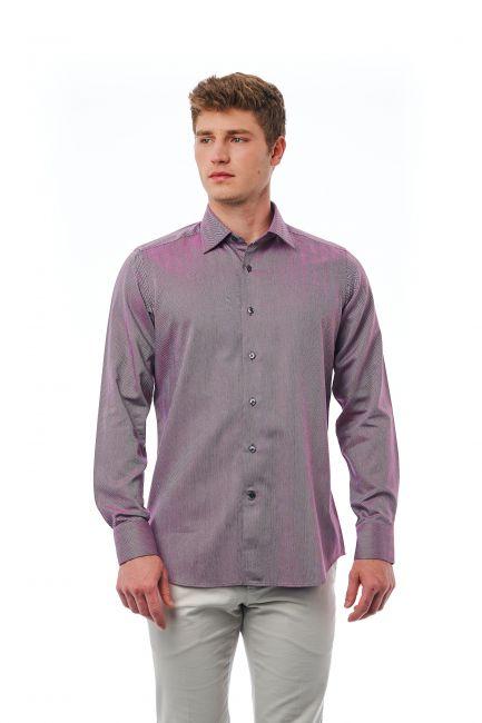 Shirt Bagutta Men's 21393_038BiancoRosso