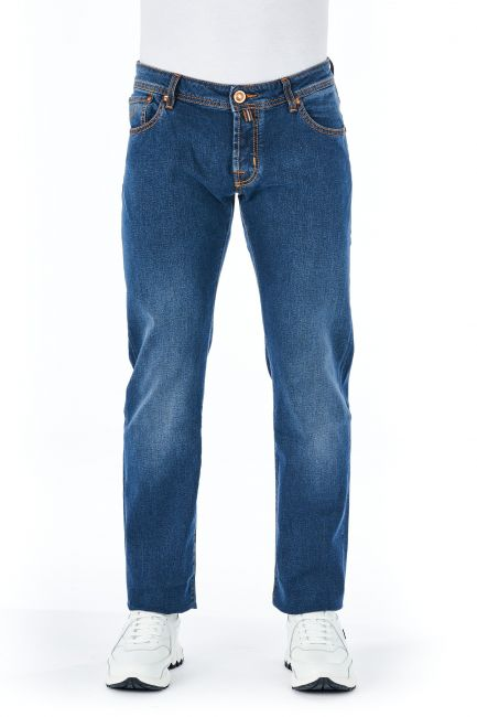 Jeans Jacob Cohen Men Made in Italy 21430