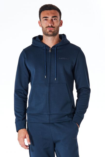 Full Zip Sweatshirt Baldinini 21496