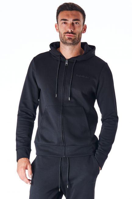 Full Zip Sweatshirt Baldinini 21497