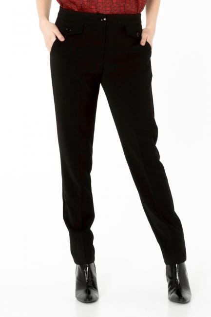 Pantalone Donna Cristina Gavioli CA0015 nero