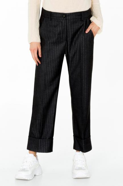 Pantalone Donna Cristina Gavioli CA0046 nero