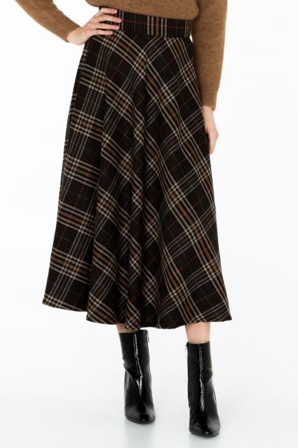 Woman Skirt Cristina Gavioli CA0047 multicolore