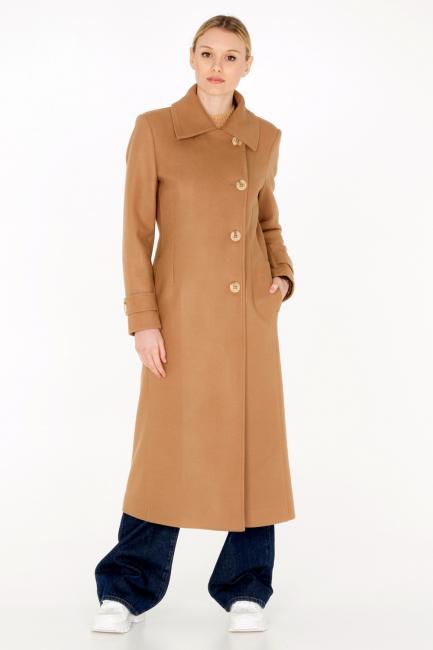 Cappotto Donna Cristina Gavioli JA0001 cammello