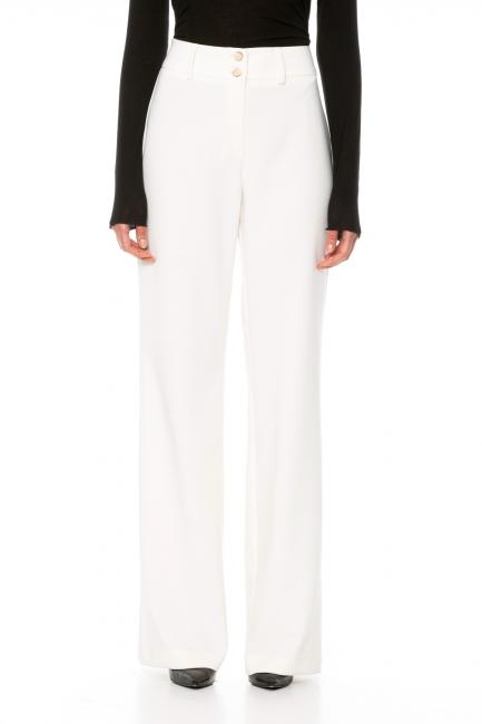 Trousers Woman Cristina Gavioli CA1014 Naturale