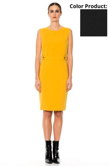 Dress Woman Cristina Gavioli CA1015 Nero