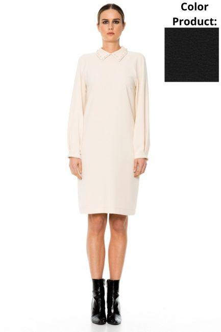 Dress Woman Cristina Gavioli CA1027 Nero