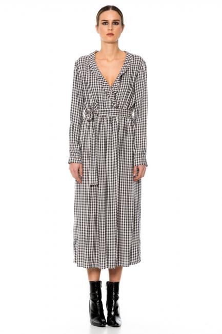 Dress Woman Cristina Gavioli CA1044 Bianco