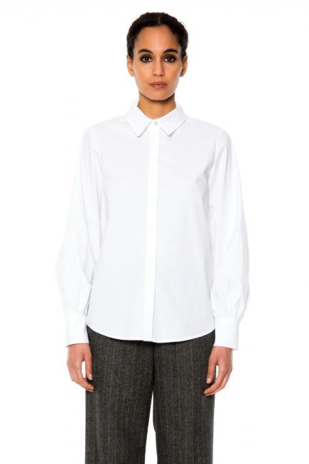 Shirt Woman Cristina Gavioli CA1075 Bianco