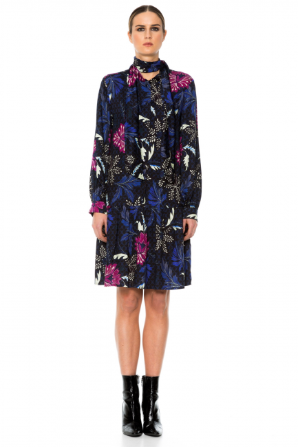 Dress Woman Cristina Gavioli CA1092 Multicolore