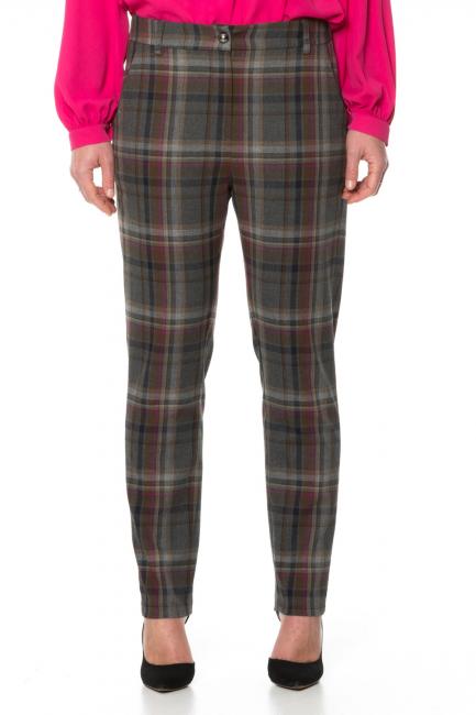 Trousers Woman Cristina Gavioli JA1009 Grigio
