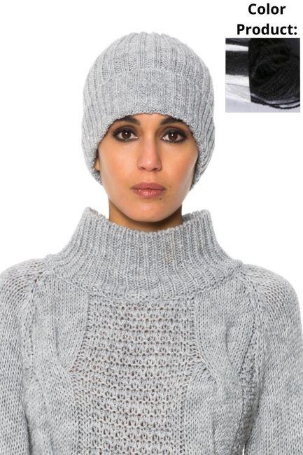 Hat Woman Cristina Gavioli JA1501 Nero