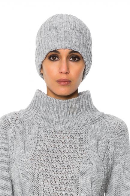 Hat Woman Cristina Gavioli JA1501 Grigio