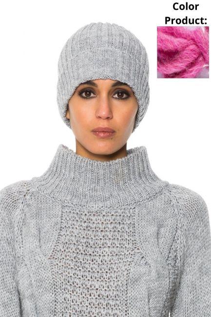 Hat Woman Cristina Gavioli JA1501 Fuxia