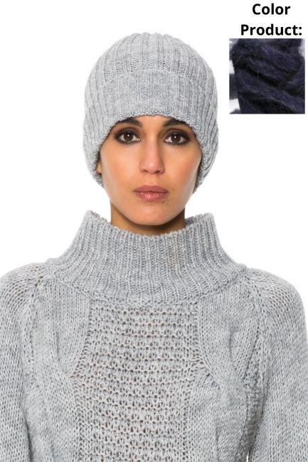 Hat Woman Cristina Gavioli JA1501 Blu