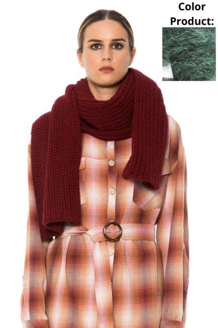 Scarf Woman Cristina Gavioli JA1513 Verde
