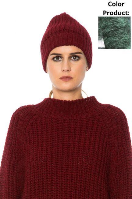 Hat Woman Cristina Gavioli JA1514 Verde