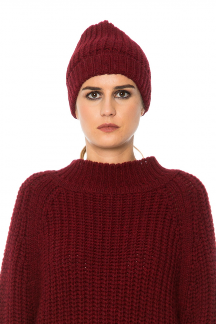 Hat Woman Cristina Gavioli JA1514 Rubino