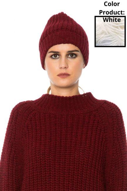 Hat Woman Cristina Gavioli JA1514 Panna
