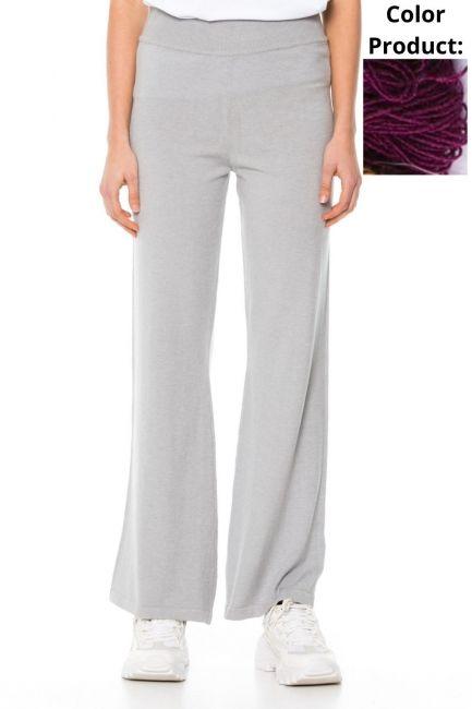 Trousers Woman Cristina Gavioli KA1037 Lampone
