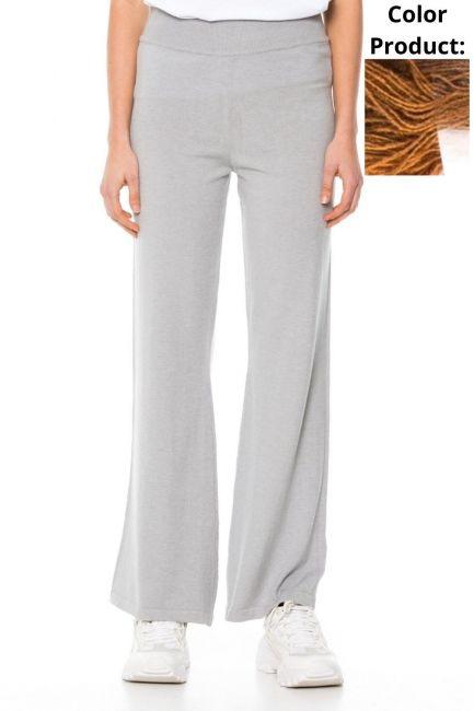 Trousers Woman Cristina Gavioli KA1037 Zafferano