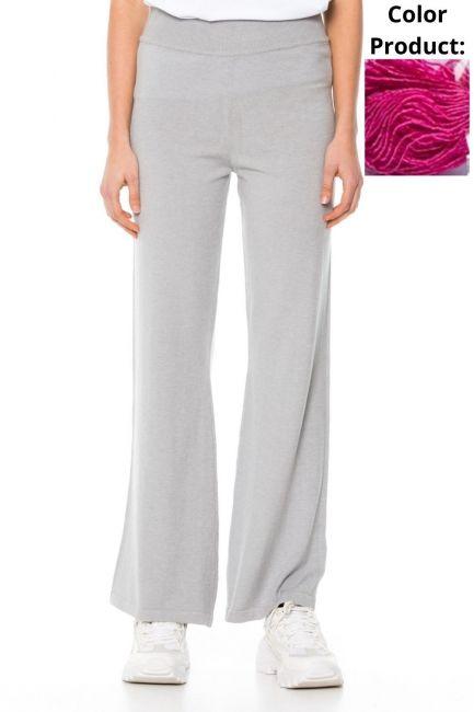 Trousers Woman Cristina Gavioli KA1037 Fuxia