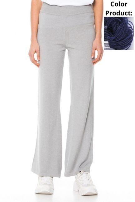Trousers Woman Cristina Gavioli KA1037 Bluette