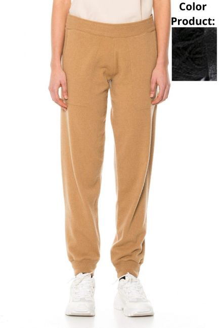 Trousers Woman Cristina Gavioli KA1067 Nero