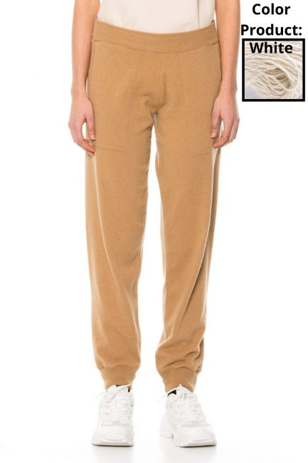 Trousers Woman Cristina Gavioli KA1067 Avorio