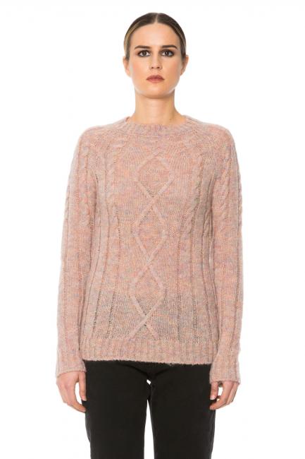 Sweater Woman Cristina Gavioli KA1076 Naturale
