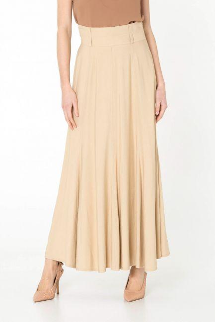 Cristina Gavioli skirt woman CP0014_crema