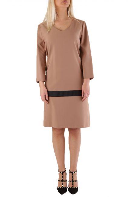 Cristina Gavioli abito donna CP0021_sigaro